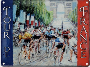 Tour De France Finish Line (Small)