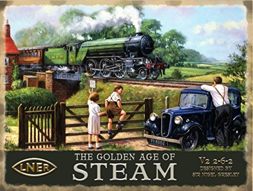 The Golden Age of Steam - Flying Scotsman (Small)
