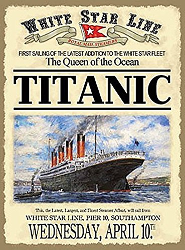 Titanic - White Star Line (Small)