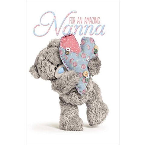 For an Amazing Nanna - Mother's Day Card