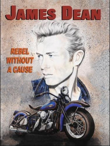 James Dean - Rebel without a cause (Small)