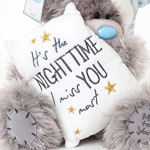 It's the night time I miss you most - 9'' Bear