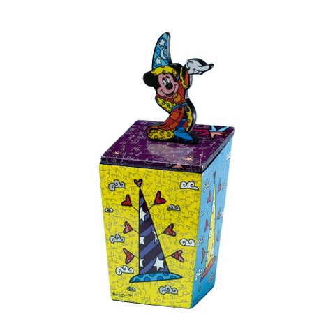 Fantasia Mickey Mouse Lidded Box