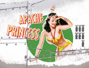 Nose Cone Girls - Apache Princess (Small)