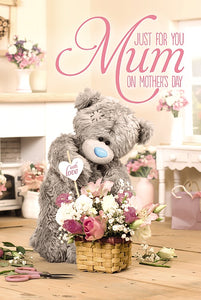 Just for You Mum - Mother's Day Card