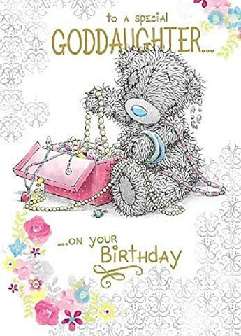 Goddaughter Birthday Card
