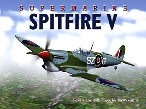 Supermarine Spitfire V (Small)