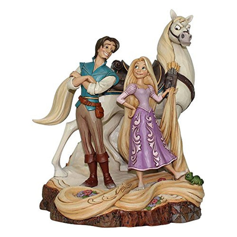 Live Your Dream - Carved by Heart Tangled Figurine