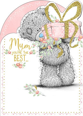 Mum You're the Best - Mother's Day Card