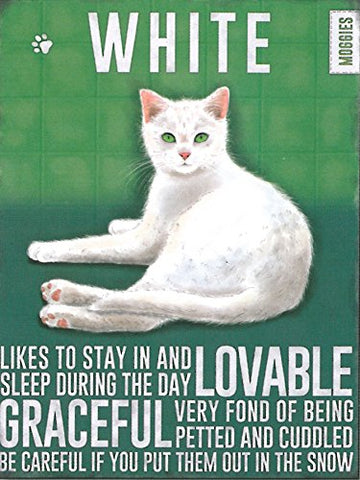 White Cat (Small)