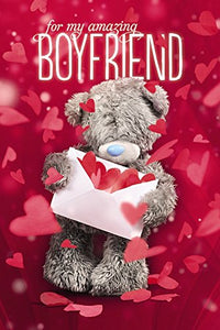Boyfriend Birthday Card (3D Holographic)