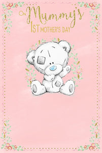 Mummy's 1st Mother's Day Card
