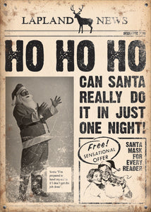 Lapland News - Ho Ho Ho (Small)