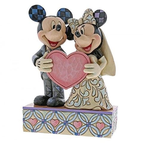 Two Souls, One Heart - Mickey and Minnie Mouse