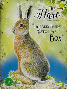 Hare - By Early Spring Watch Me Box (Small)