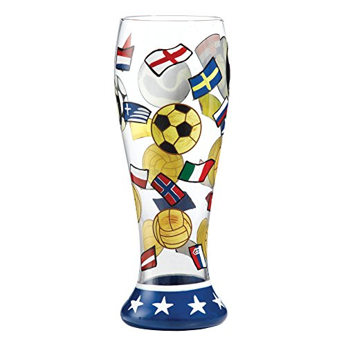 The Beautiful Game Pilsner Glass