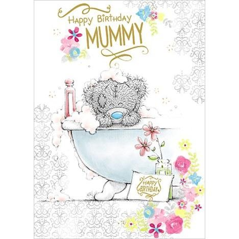 Mummy Birthday Card