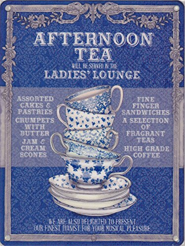 Afternoon Tea - Ladies' Lounge (Small)