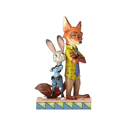 Partners in Crime-Fighting - Judy and Nick