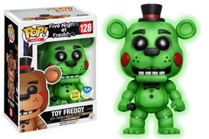 Five Nights at Freddy's - Toy Freddy (glows in the dark) #128
