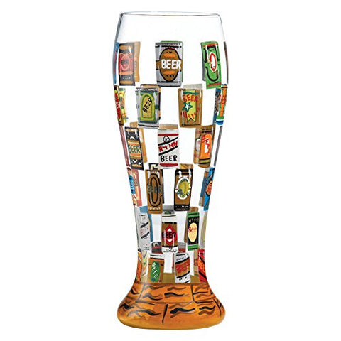 Beer Wall Pilsner Glass