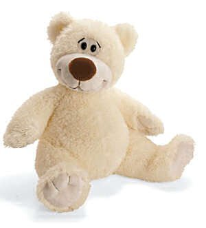 Sidney Bear (white)