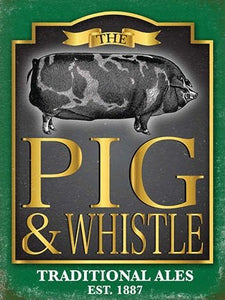 The Pig and Whistle - Free House (Small)