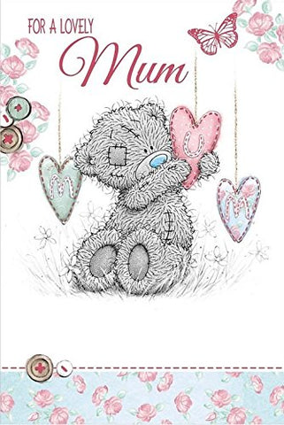 For a Lovely Mum - Mother's Day Card