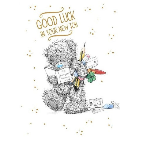 New Job Good Luck Card