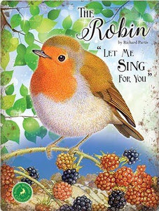 The Robin - Let me sing for you (Small)