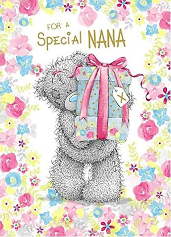Nana Birthday Card