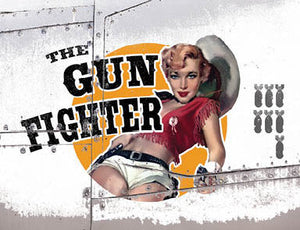 Nose Cone Girls - The Gun Fighter (Small)