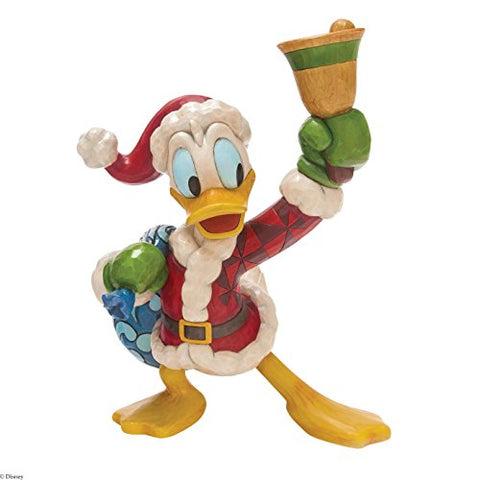 Ring in the Holidays - Donald Figurine