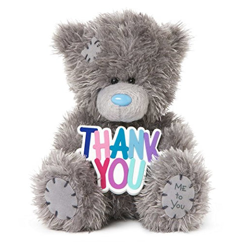 Thank You Sign - 5'' Bear