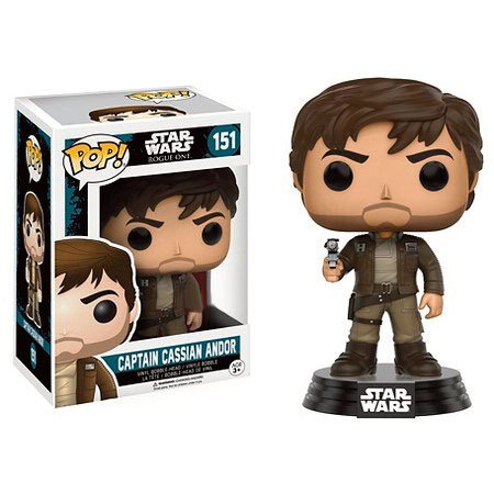 Star Wars Rogue One - Captain Cassian Andor #151