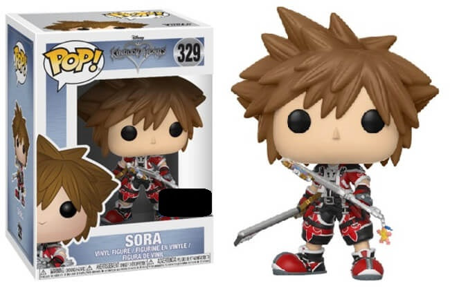 Kingdom Hearts - Sora (Brave) #329