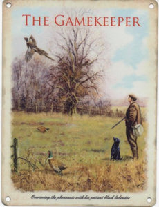 The Gamekeeper (Small)