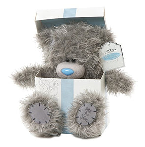 Tatty Teddy sitting in Gift Box - 9'' Bear
