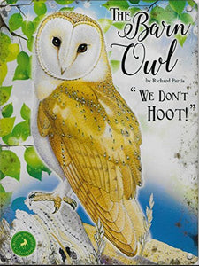 Barn Owl - We Don't Hoot (Small)