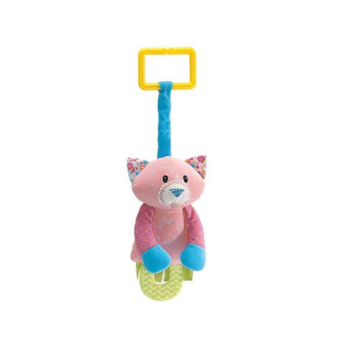 Hulahoop Kitten - Pulldown Teether