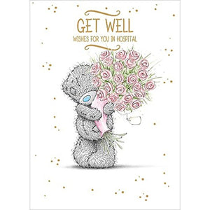 In Hospital Get Well Soon Card