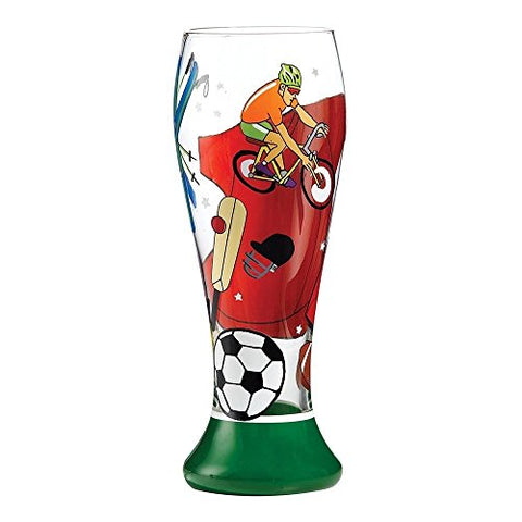 Sportsman of the Year Pilsner Glass