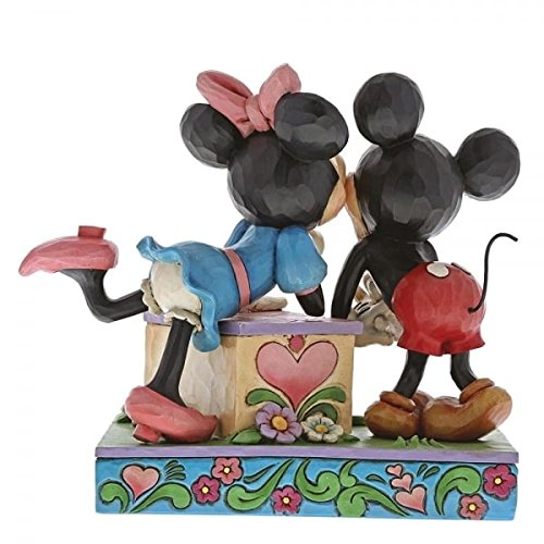 Kissing Booth - Mickey Mouse and Minnie Mouse