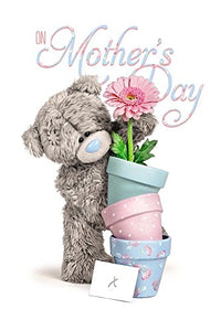On Mother's Day - Mother's Day Card (3D Holographic)