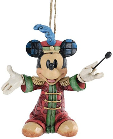 Band Concert Mickey Mouse Hanging Ornament
