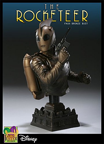 The Rocketeer - Bronzed