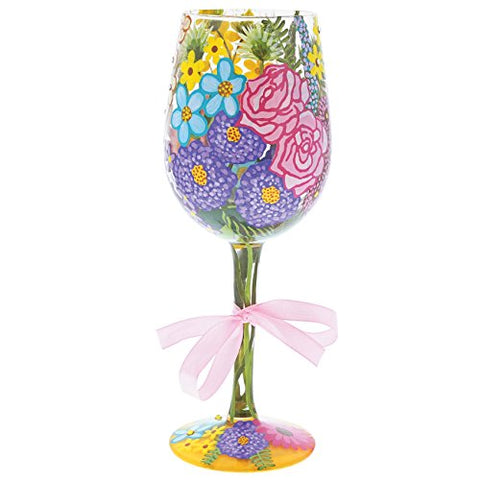 Spring 2018 Wine Glass