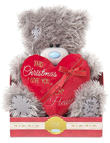 This Christmas I Give You My Heart - 9'' Bear