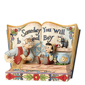 Someday You Will Be A Real Boy - Storybook Pinocchio