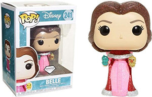 Beauty and the Beast - Belle with birds (Diamond Collection) #241